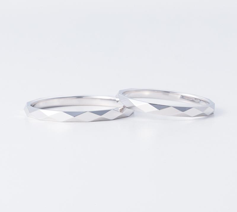 Briller・結婚指輪・Blue Dove