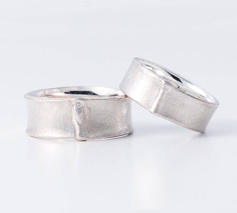 Fondu・結婚指輪・Blue Dove
