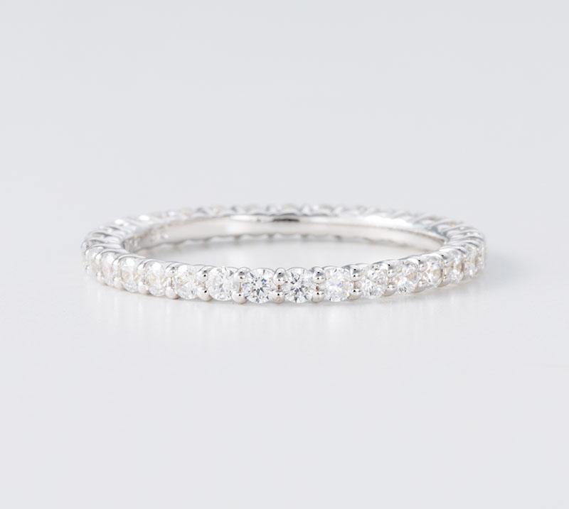 lux no11・結婚指輪・Blue Dove