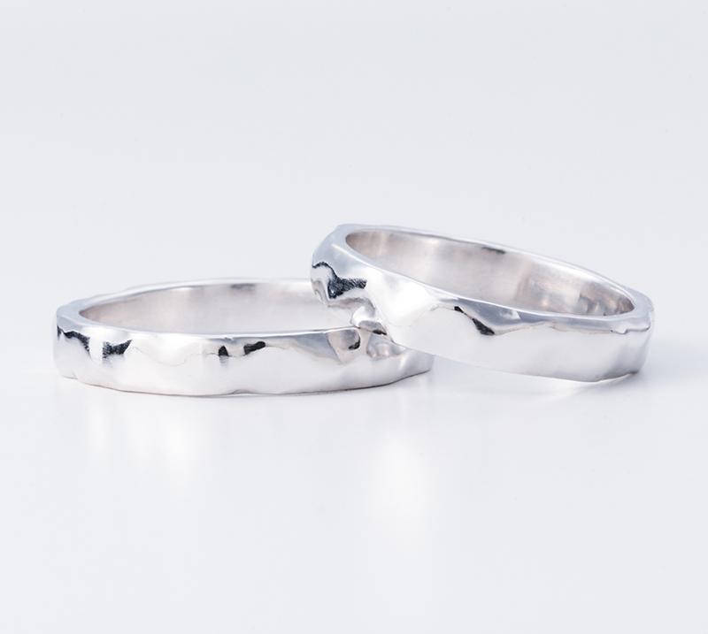 caelum no1・結婚指輪・Blue Dove
