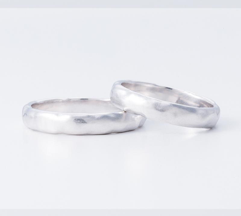 caelum no3・結婚指輪・Blue Dove