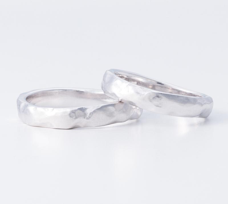caelum no4・結婚指輪・Blue Dove