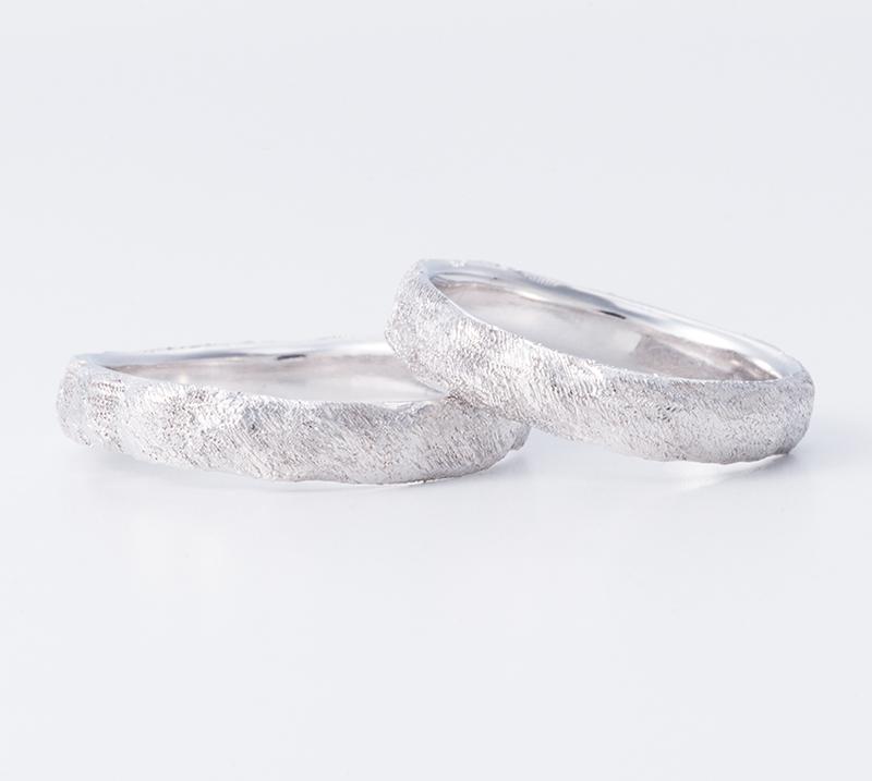 caelum no5・結婚指輪・Blue Dove