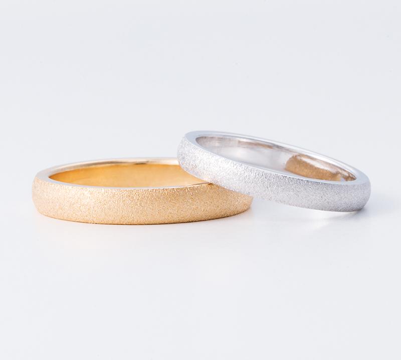 ferrum no1・結婚指輪・Blue Dove