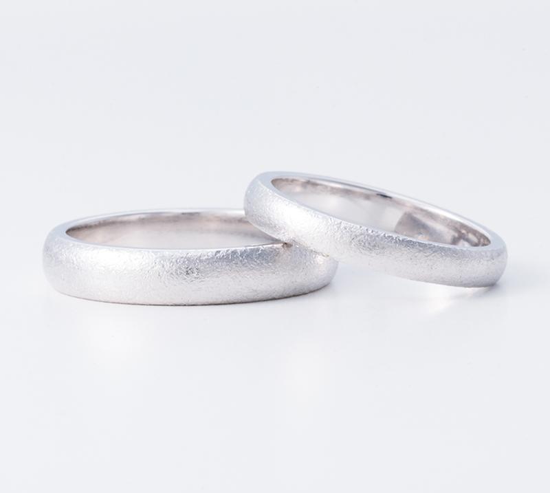 ferrum no2・結婚指輪・Blue Dove