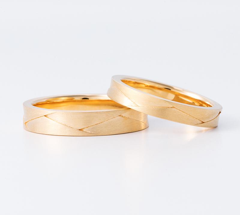 silva no4・結婚指輪・Blue Dove