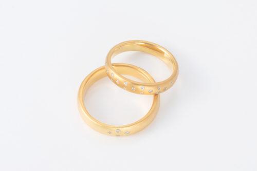 結婚指輪BlueDove結婚指輪