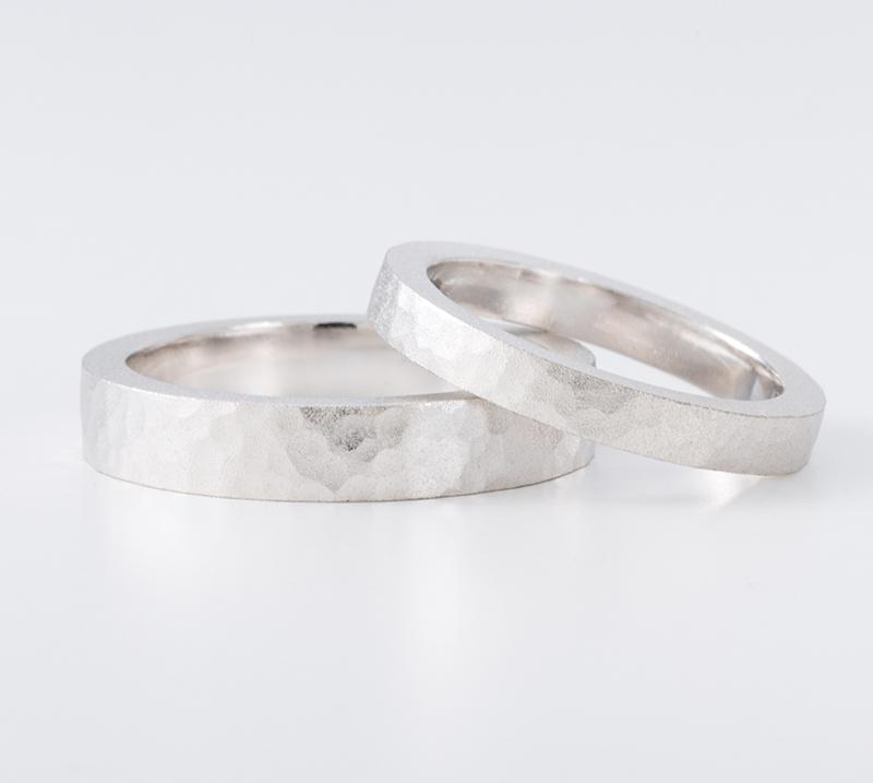 luna no3・結婚指輪・Blue Dove