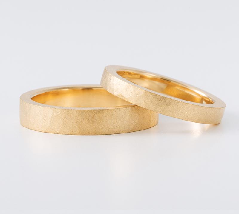 luna no4・結婚指輪・Blue Dove