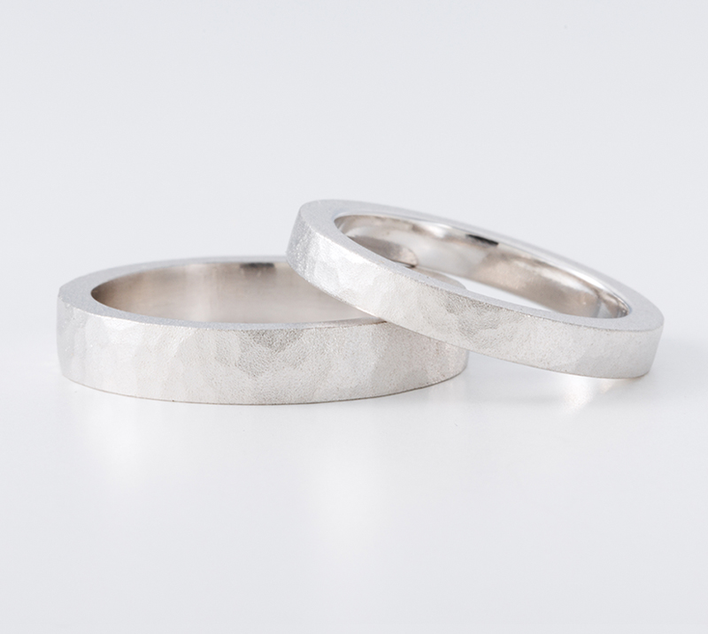 luna no5・結婚指輪・Blue Dove