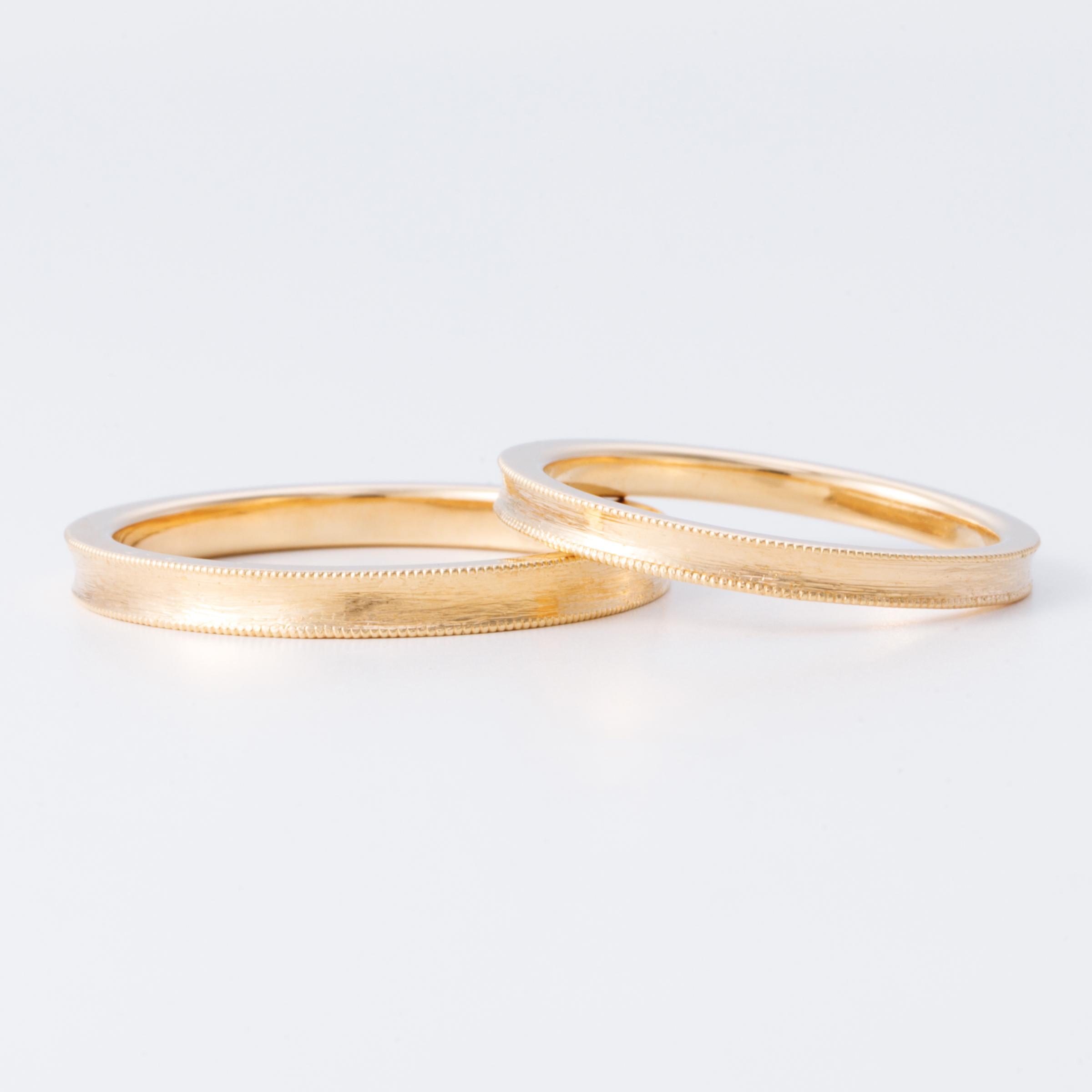 結婚指輪吉祥寺「結婚指輪について」