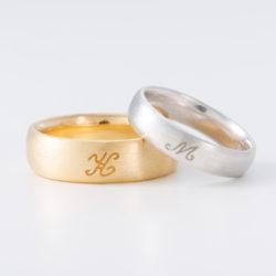 結婚指輪吉祥寺ポージーリング