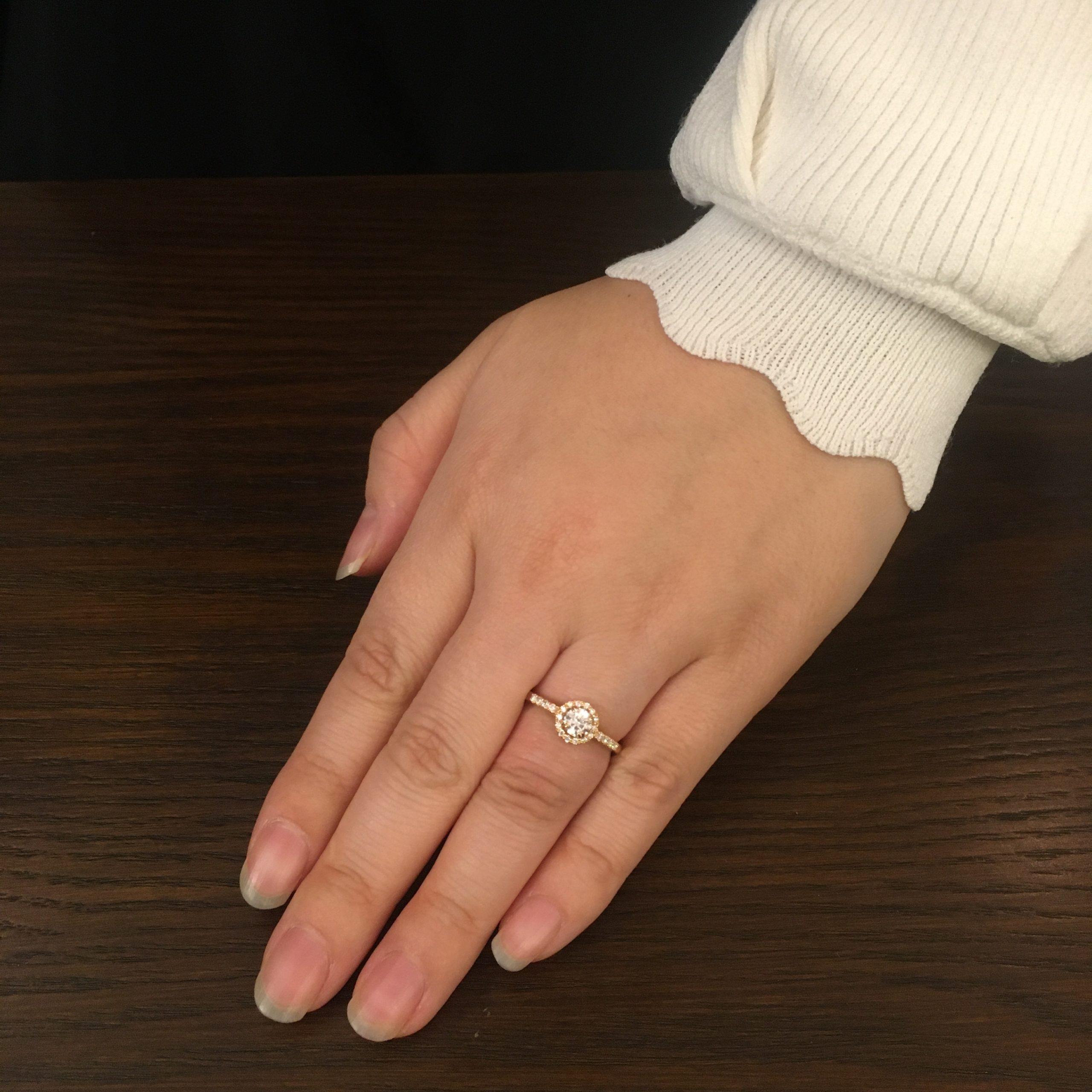 おススメの婚約指輪