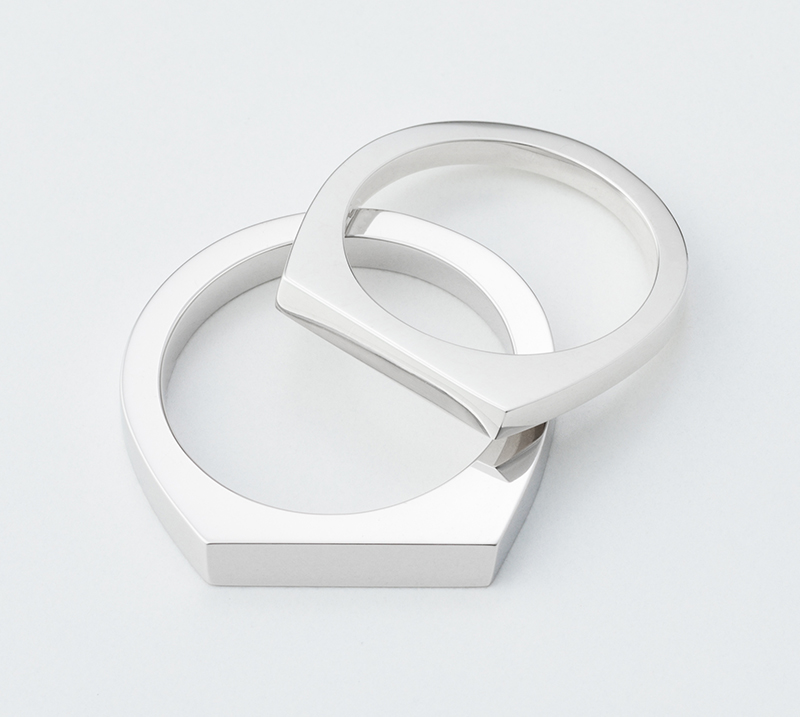 lapis no3・結婚指輪・Blue Dove