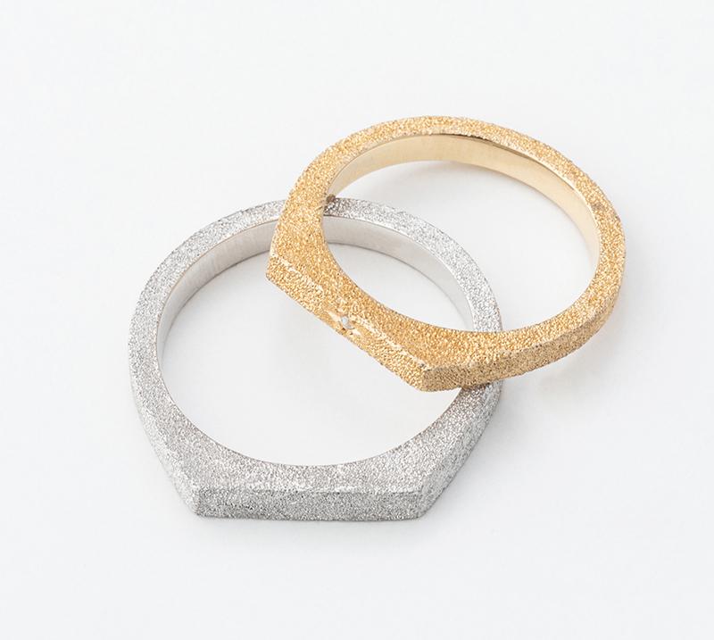 lapis no4・結婚指輪・Blue Dove