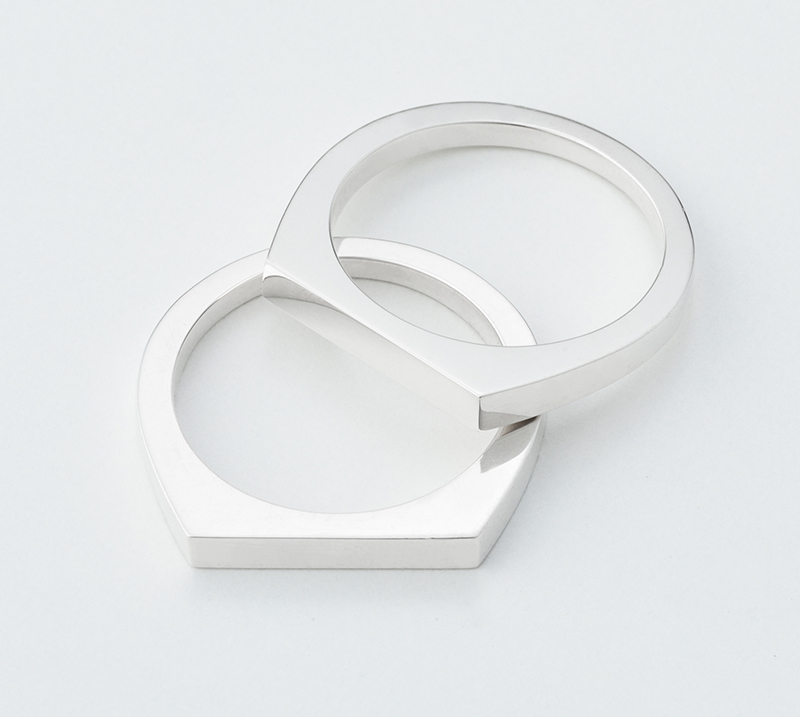 lapis no5・結婚指輪・Blue Dove