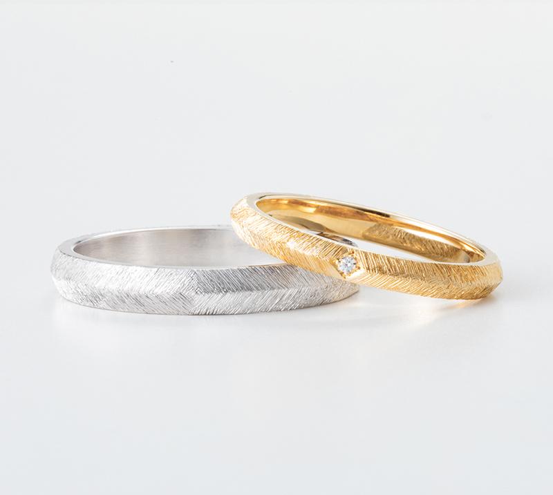 lapis no7・結婚指輪・Blue Dove