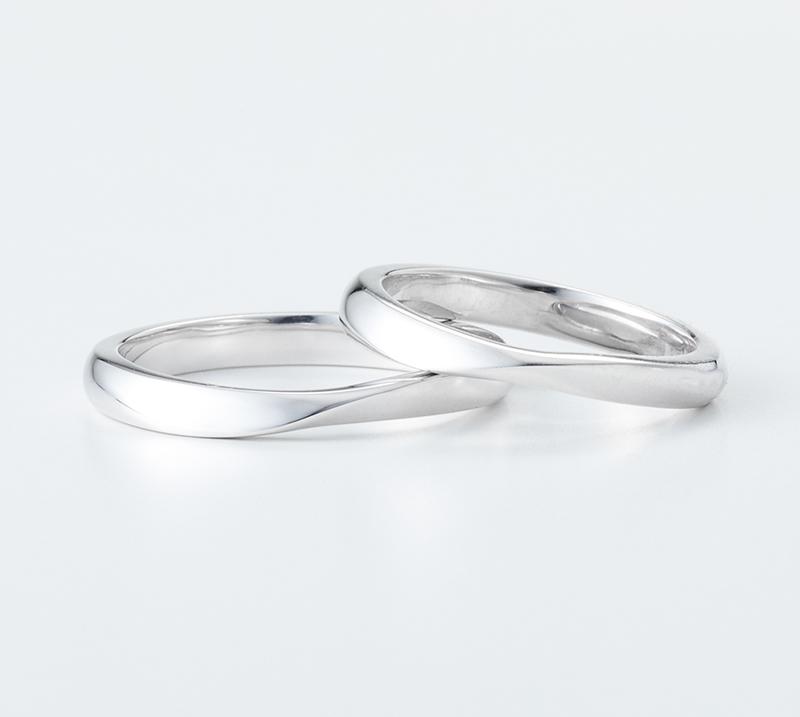 sanctus no11・結婚指輪・Blue Dove