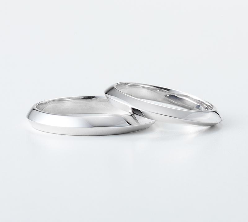 sanctus no12・結婚指輪・Blue Dove