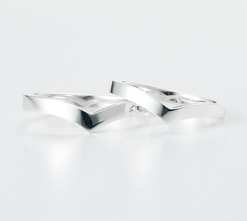 sanctus no16・結婚指輪・Blue Dove
