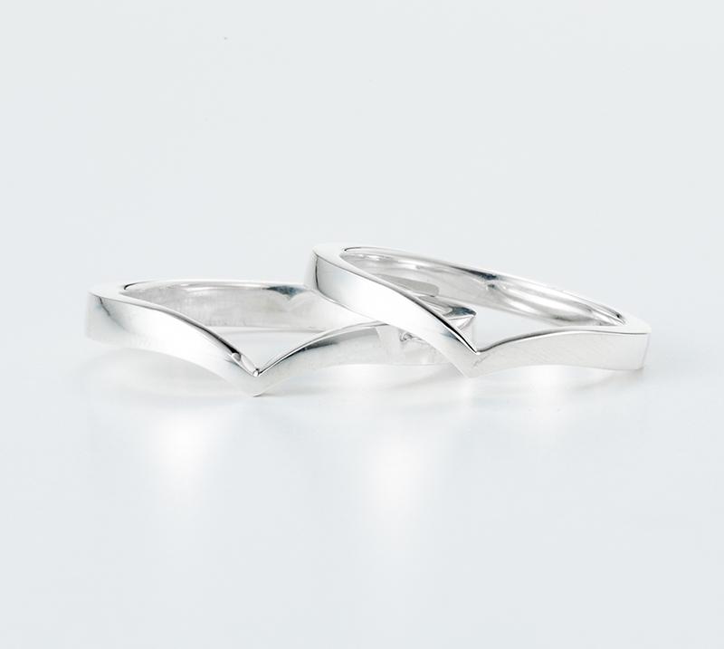 sanctus no17・結婚指輪・Blue Dove