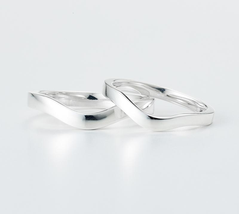 sanctus no19・結婚指輪・Blue Dove
