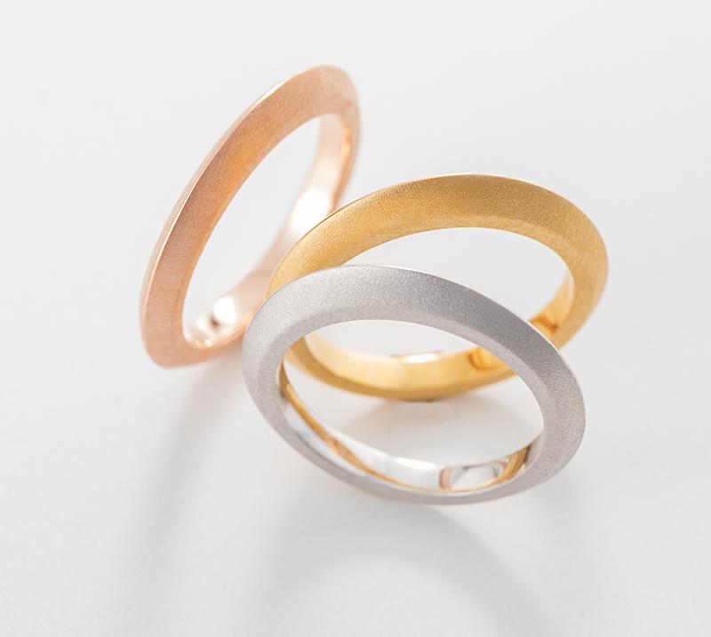 sanctus no20・結婚指輪・Blue Dove