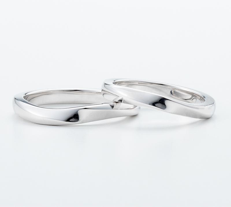 sanctus no4・結婚指輪・Blue Dove