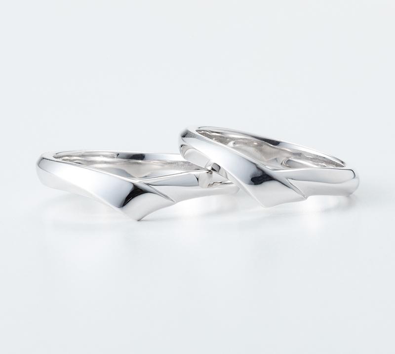 sanctus no7・結婚指輪・Blue Dove