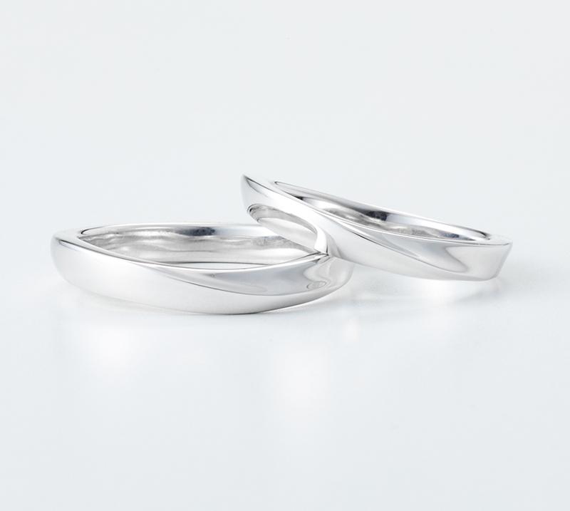 sanctus no8・結婚指輪・Blue Dove