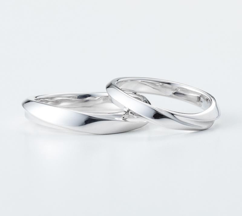 sanctus no9・結婚指輪・Blue Dove