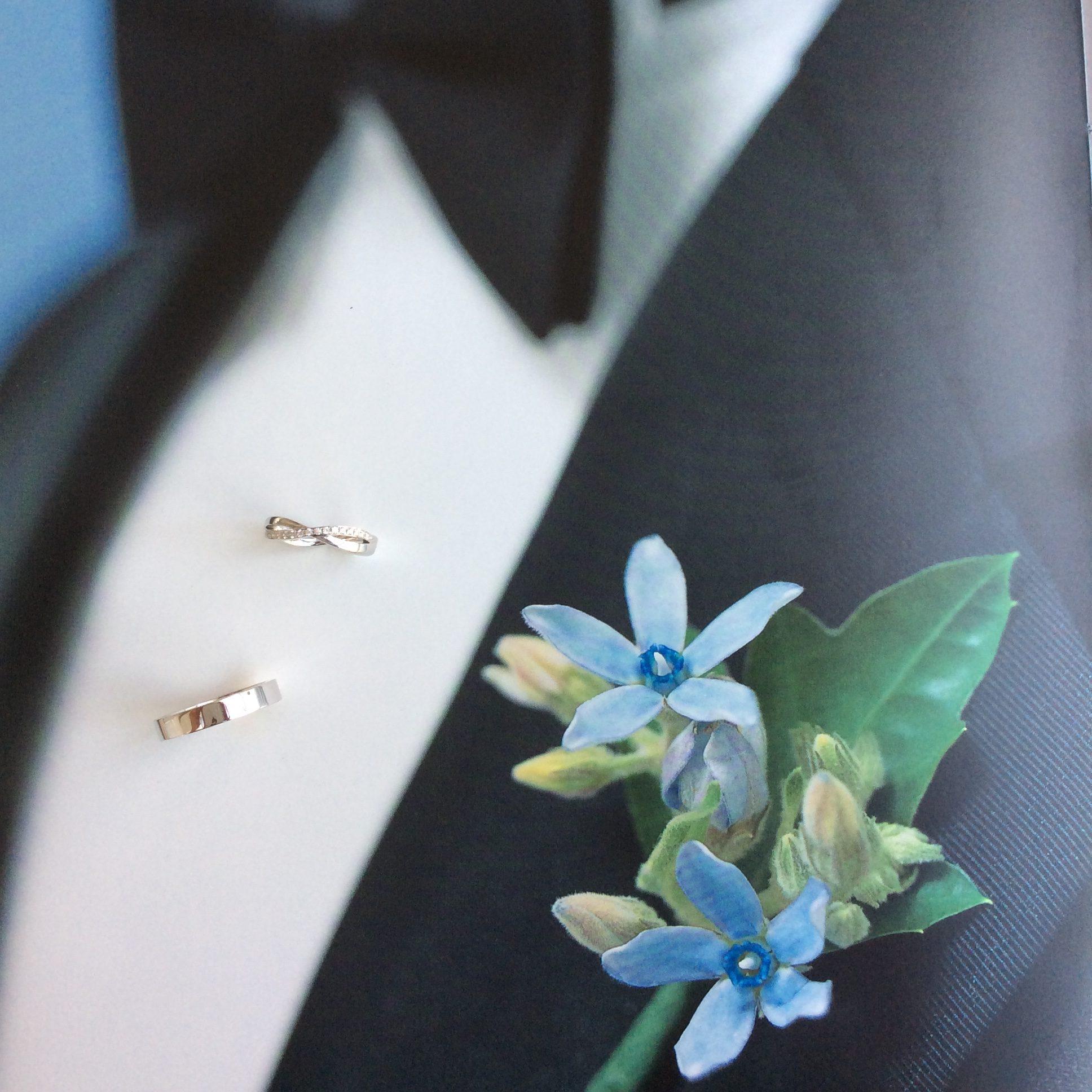 **結婚指輪**