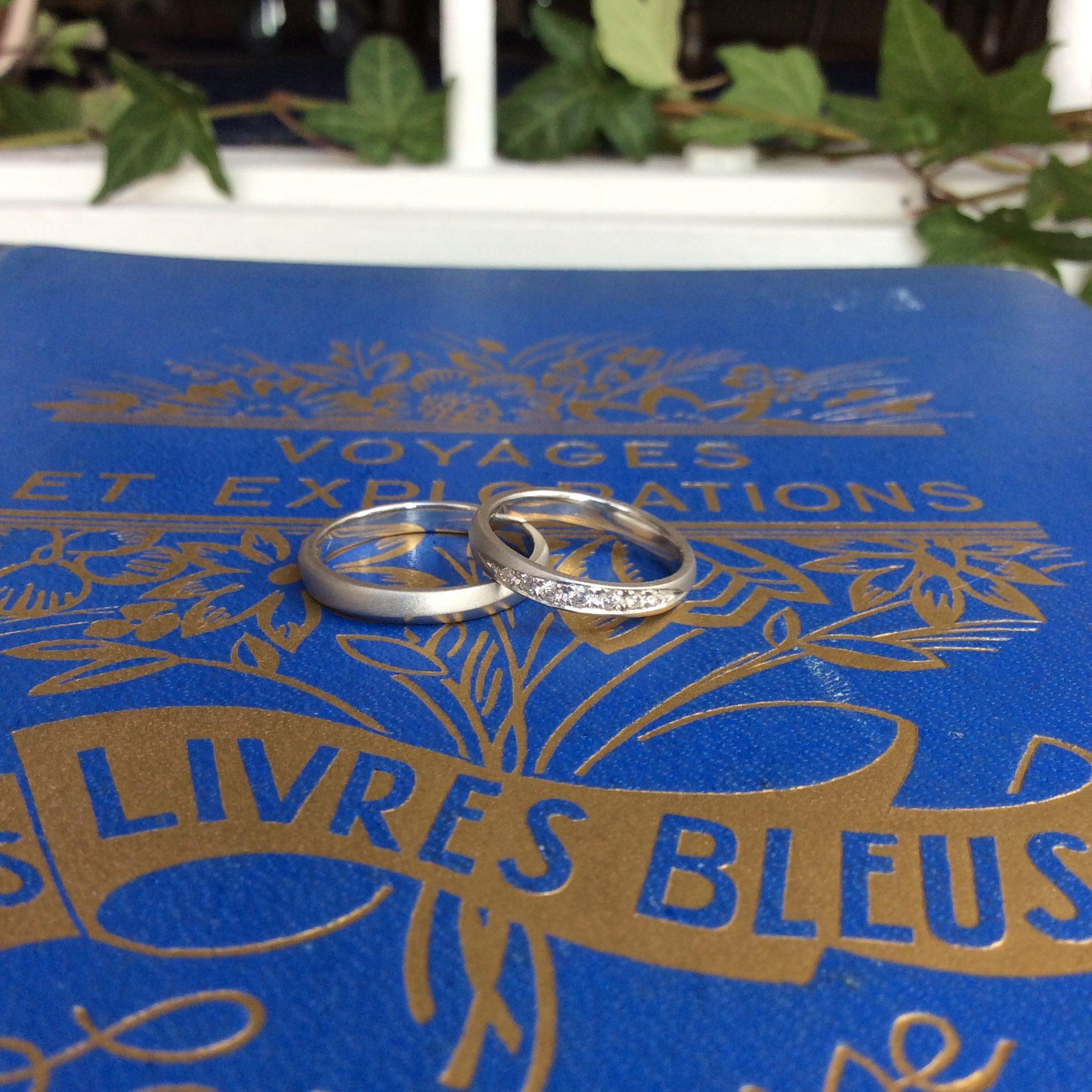 おススメ結婚指輪