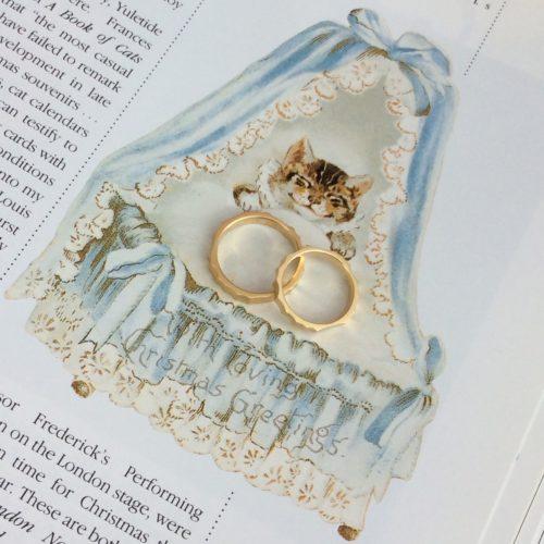 オーダーメイドで結婚指輪