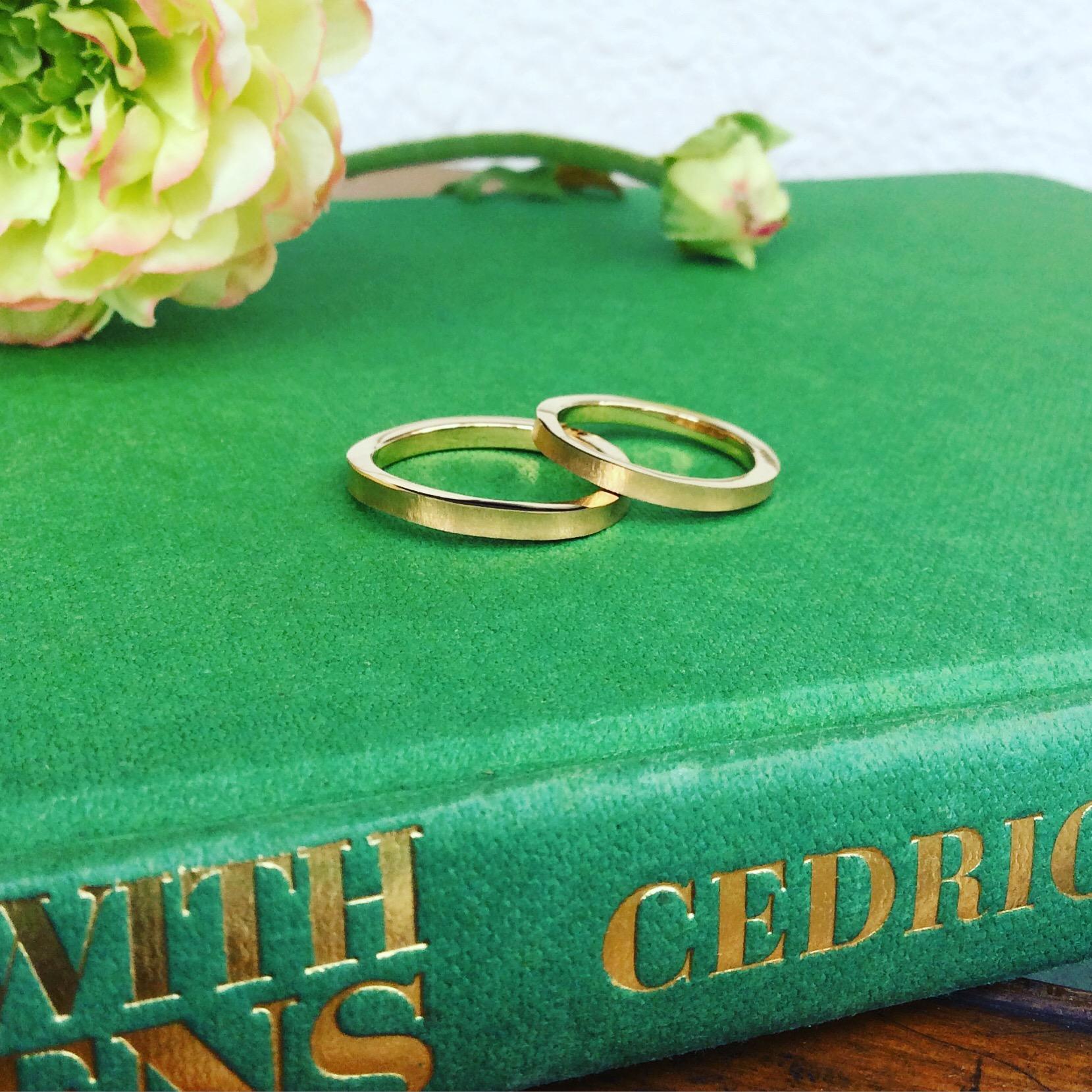 *おススメの結婚指輪 *