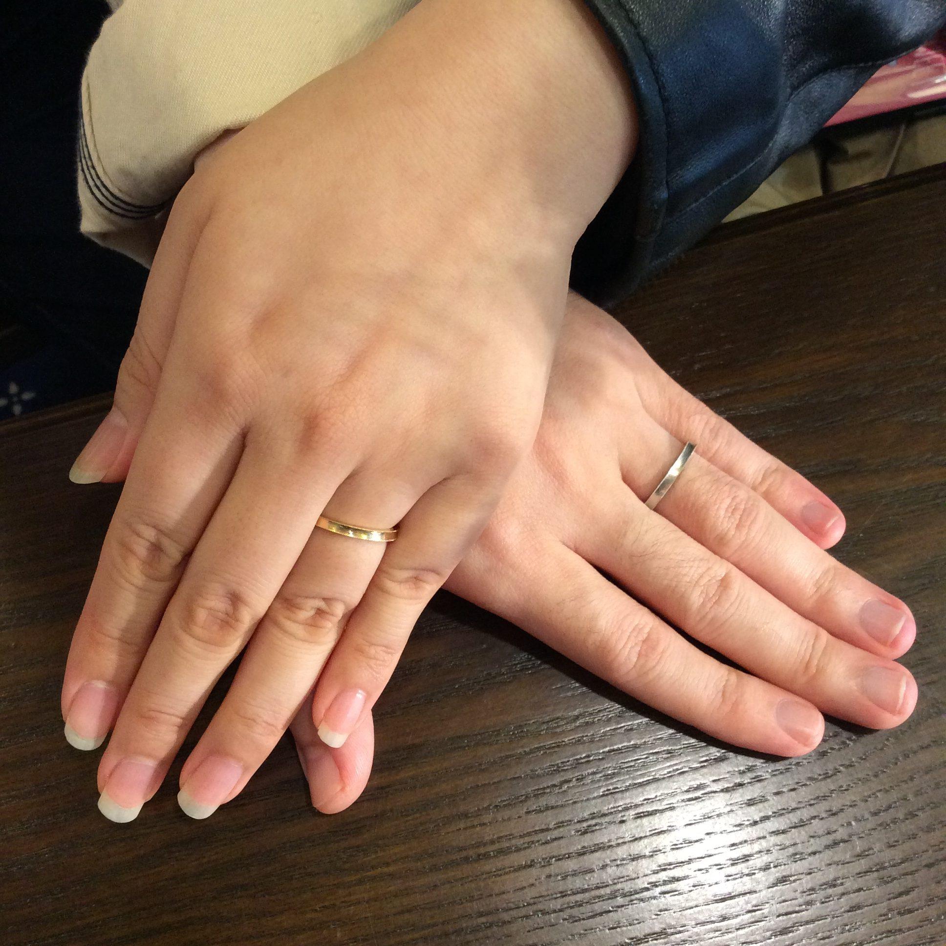 ◆結婚指輪のご紹介◆