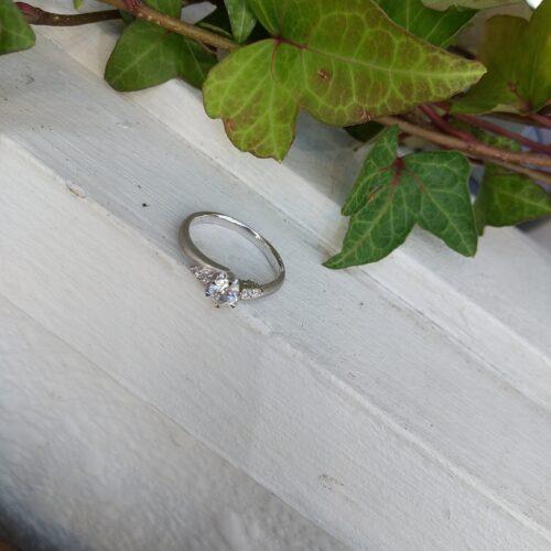 婚約指輪〈Lux no1〉のご紹介