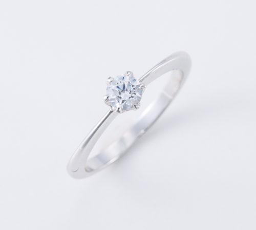 婚約指輪〈Sol no1〉のご紹介