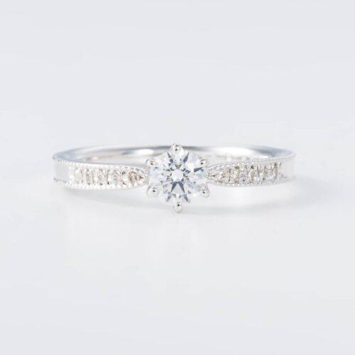 婚約指輪〈lux no3〉 のご紹介