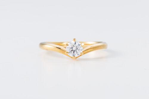 婚約指輪〈mare no3〉ご紹介