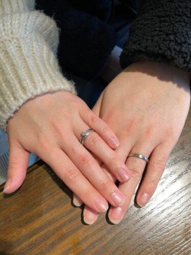 ◇婚約指輪&結婚指輪◇