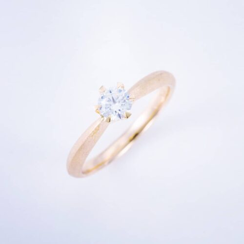 婚約指輪〈sol no5〉のご紹介