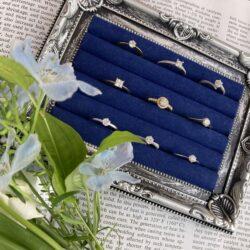 婚約指輪のサンプルリング