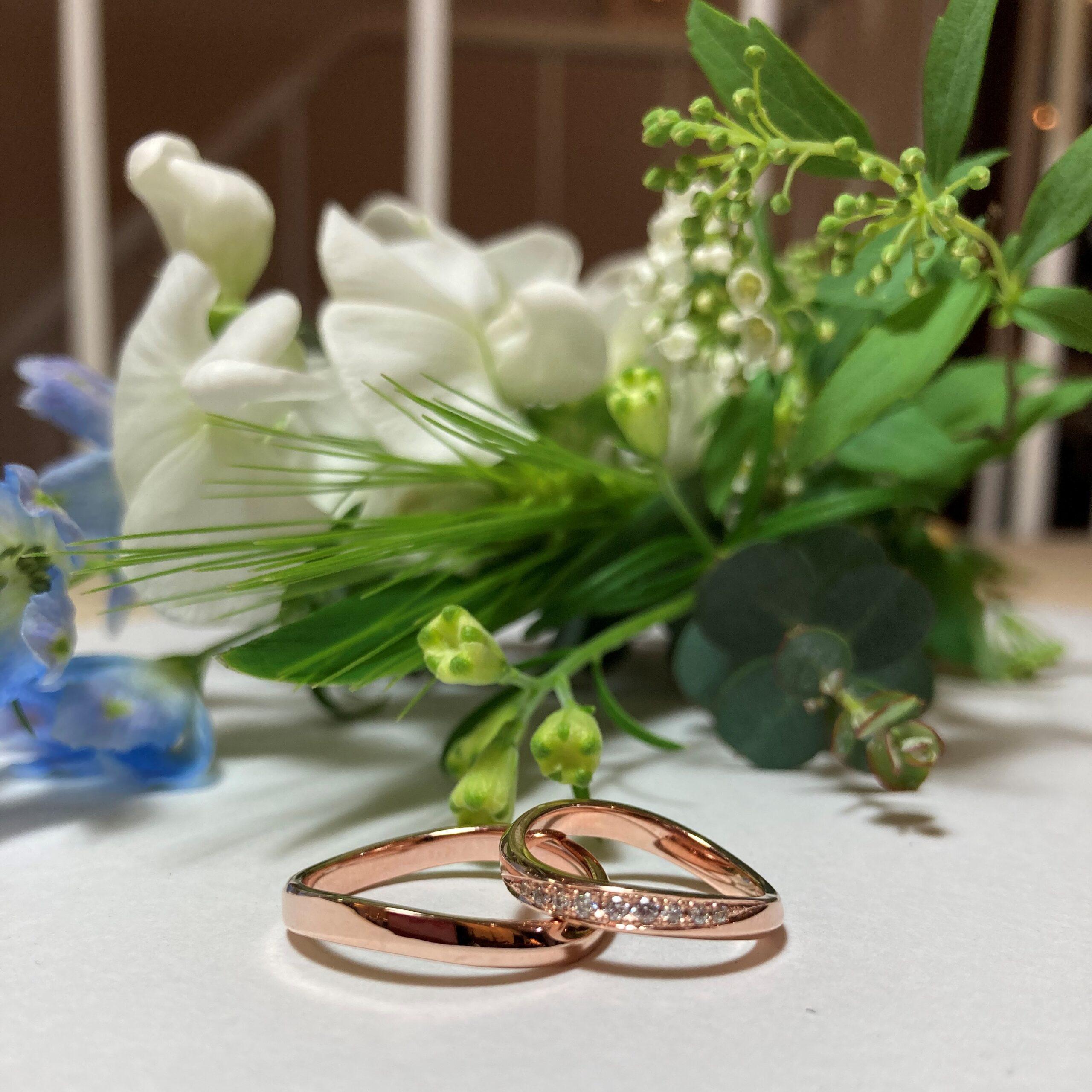 結婚指輪〈sanctus no1〉のご紹介
