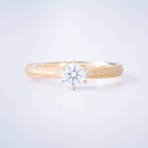 婚約指輪〈sol no6〉のご紹介