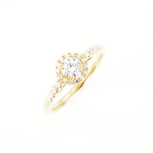 婚約指輪〈lux no5〉のご紹介