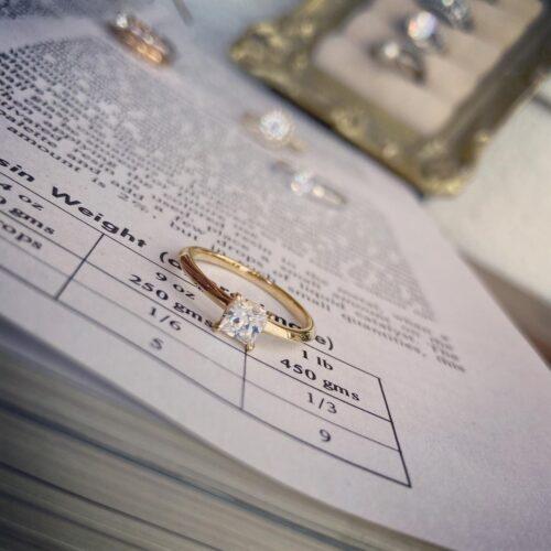 婚約指輪newデザイン