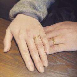 結婚指輪<AIOI no1>