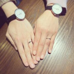 結婚指輪をご紹介