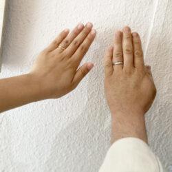 お二人らしい結婚指輪